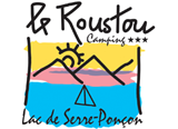 Logo of the Camping Le Roustou near Gap